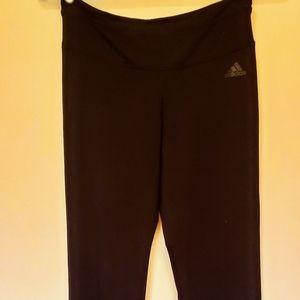 Adidas Workout Pants - Black